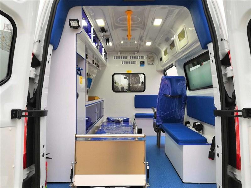 上汽大通长轴救护车销售15271321777 (2)