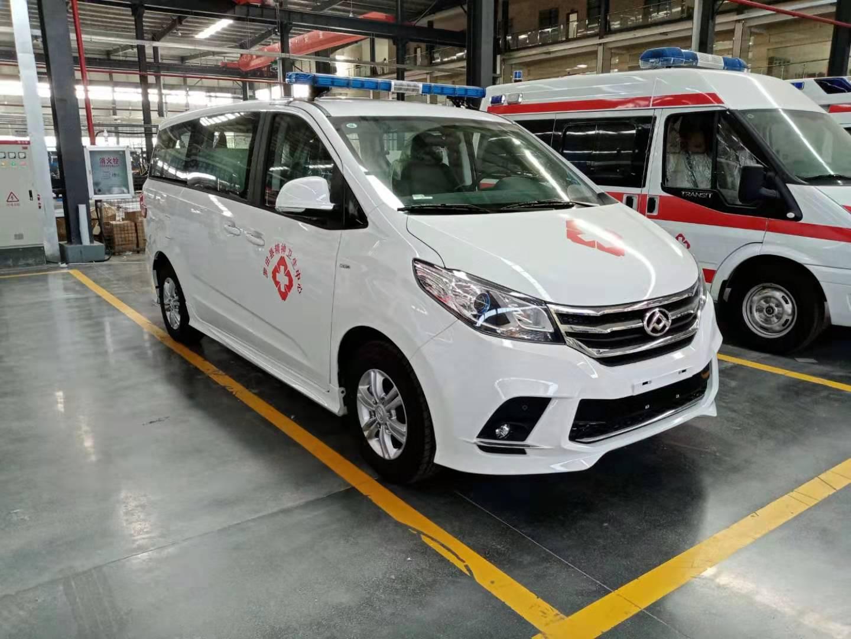国六大通G10救护车采购订车电话15271321777
