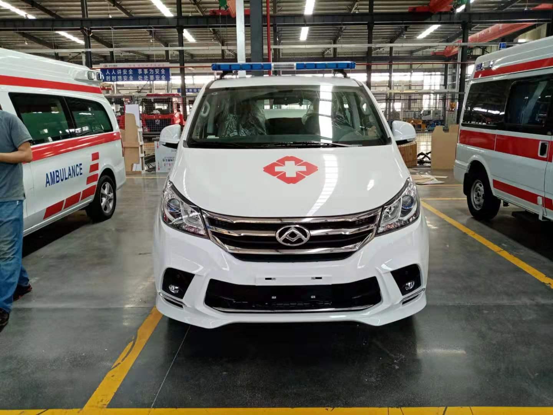 国六大通G10救护车销售热线15271321777