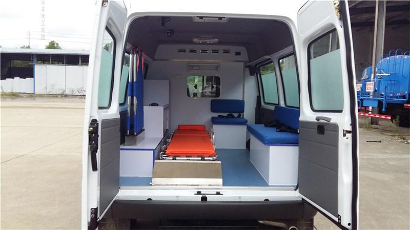 上汽大通长轴救护车销售15271321777 (1)