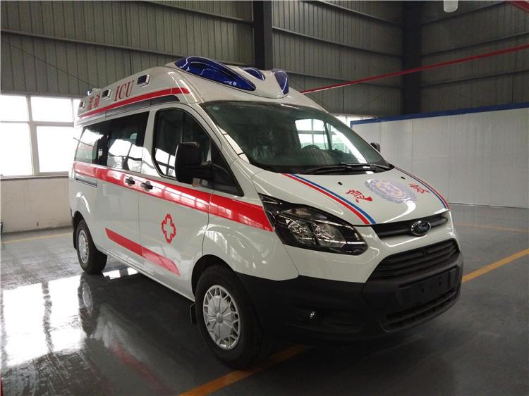 国六江铃救护车全面发售厂家报价联系15271321777