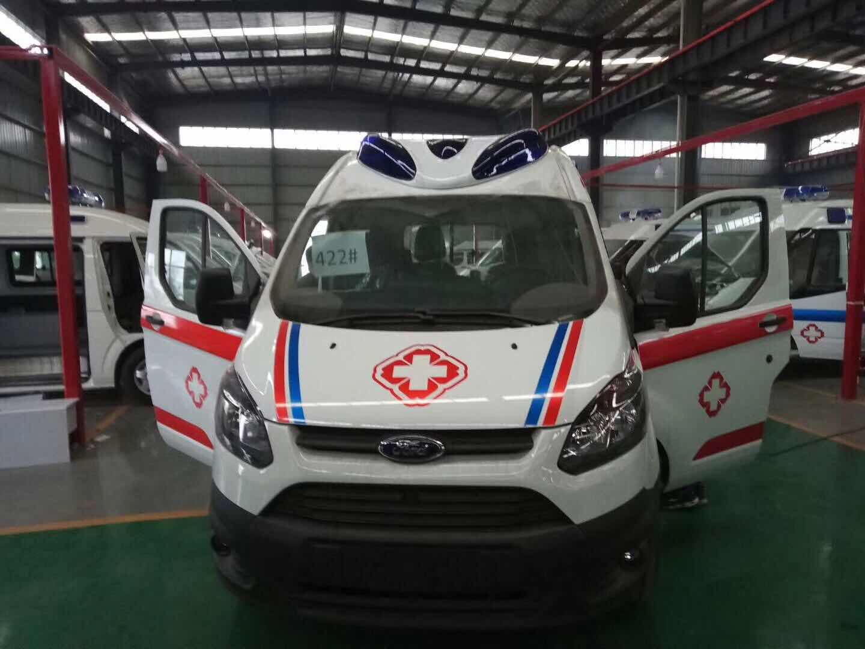 福特航空版救护车国六江铃救护车销售15271321777
