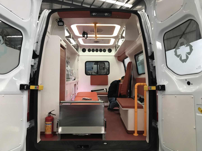福特航空版救护车 15271321777(10)