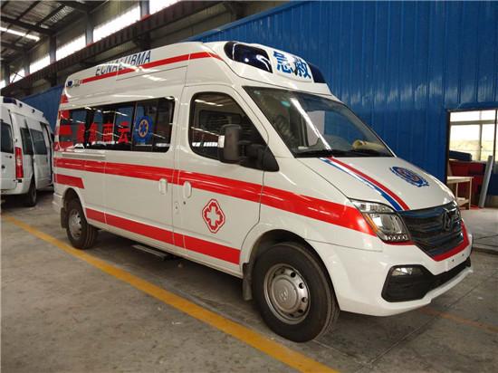 大通柴油国六救护车