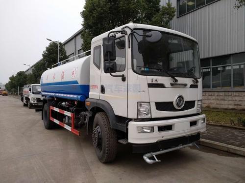 12吨东风T3型洒水车多少钱一辆?图片
