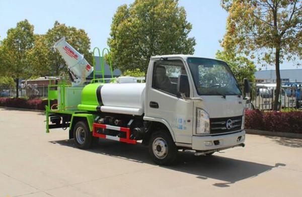 國五凱馬藍牌2.5噸灑水車圖片