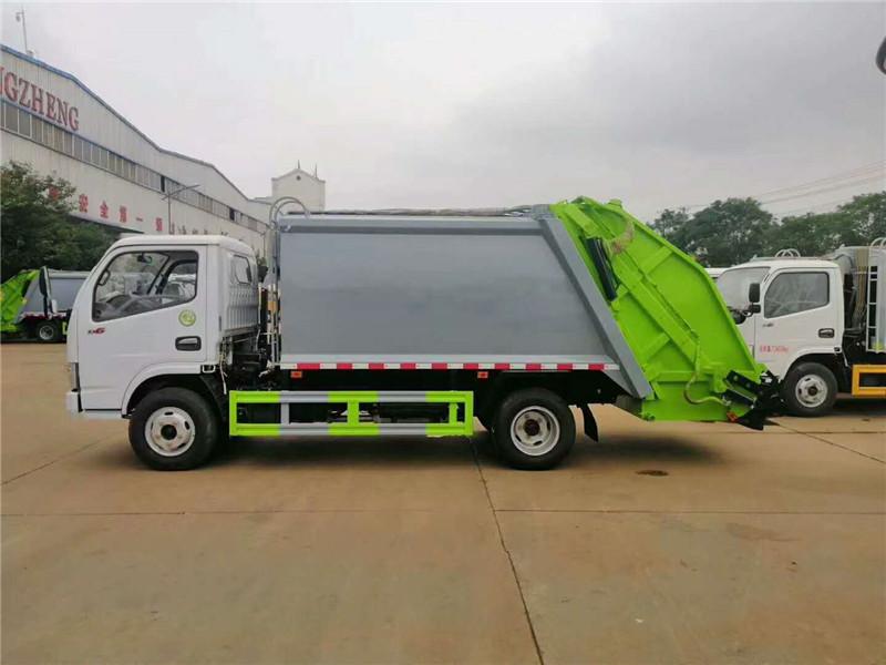 挂桶垃圾车 压缩垃圾车 厂家销售 价格低