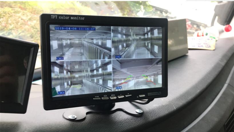 驾驶室监控系统
