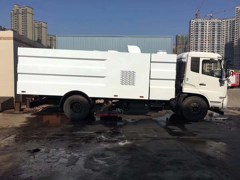 国五天锦十一方吸尘车图片