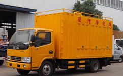 东风3800污水净化车厂家