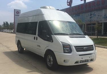 CLW5040XYLJ5型体检医疗车1