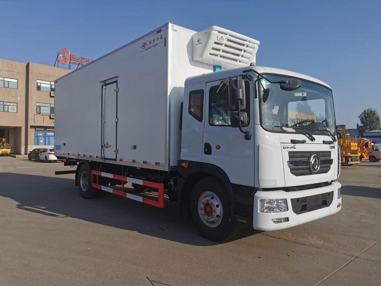 东风D9多利卡6.8米冷藏车图片