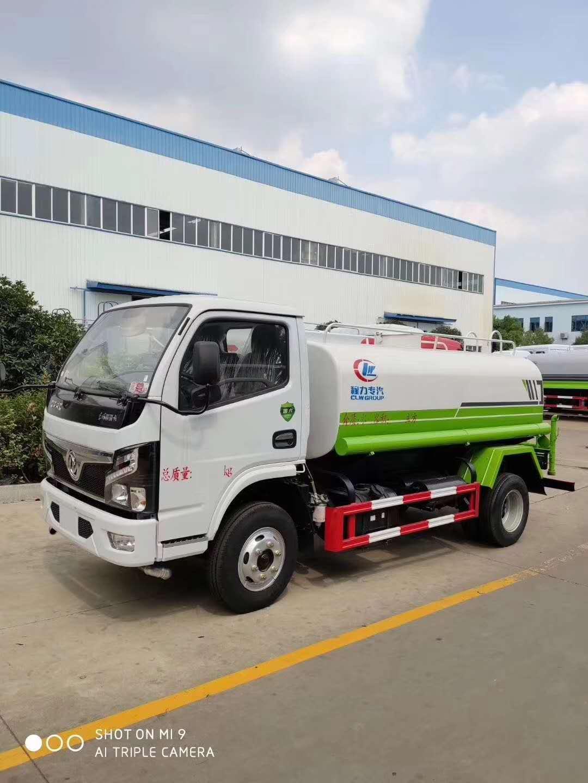 国六5吨洒水车厂家最新价格
