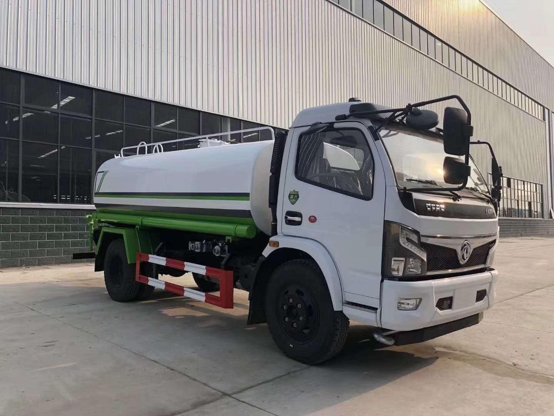 国六10吨洒水车雾炮车厂家优惠活动