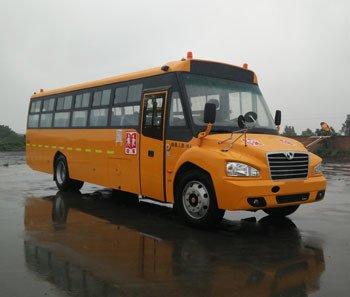 少林牌10-19座SLG6560xC4F型幼儿专用校车图片