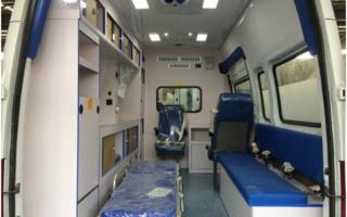 救護車內飾圖片專汽詳情頁圖片