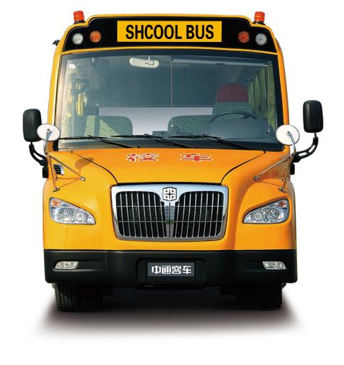 中通牌LCK6736DZX型  24-27座小学生专用校车
