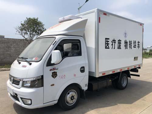东风途逸医疗垃圾车15271321777