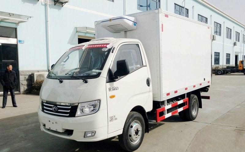 福田康瑞小型冷藏车(厢长3.5米)
