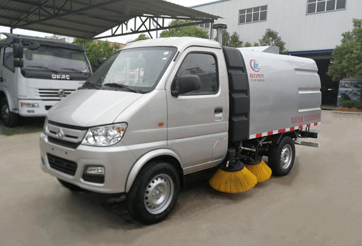 长安扫路车(国五2.5方)图片