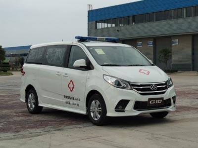 上汽大通G10救护车-国六救护车销售15271321777