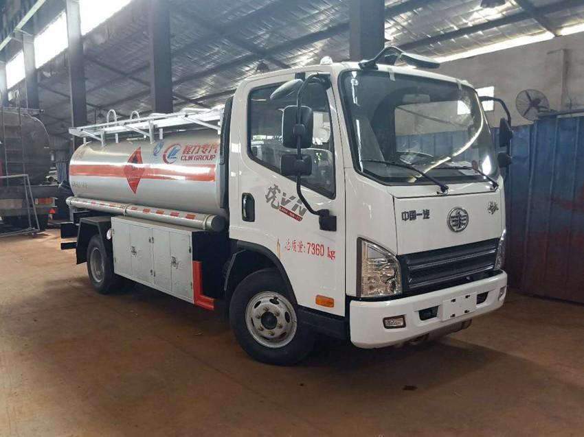 解放虎VN5吨加油车