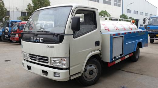 (藍牌)東風多利卡高壓清洗車