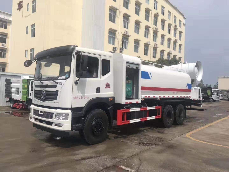 16吨东风雾炮车厂家图片首选车型图片