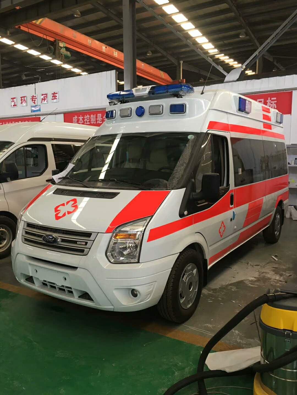 V348救護車圖片