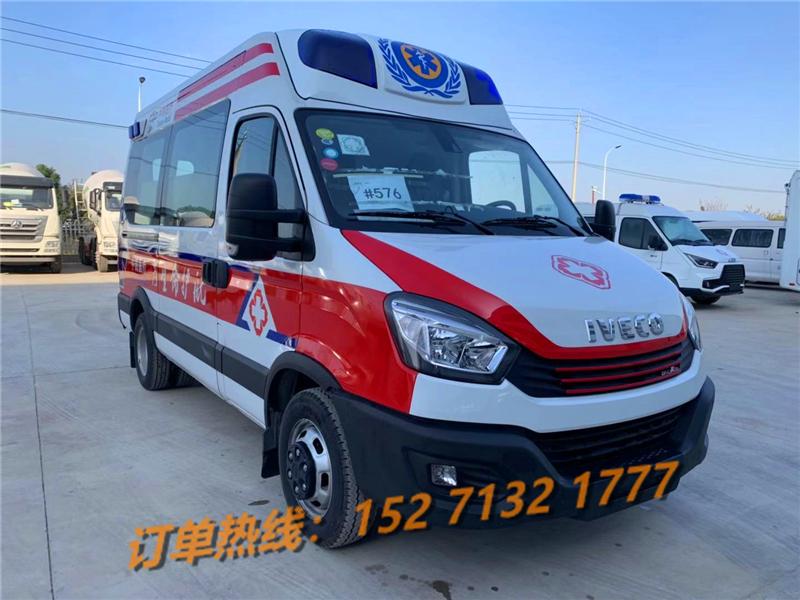 依维柯欧胜救护车销售15271321777