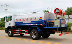 东风多利卡D9 14吨雾炮车