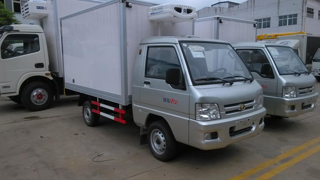 广东国六小型福田冷藏车只需6.2万,现车大放送!