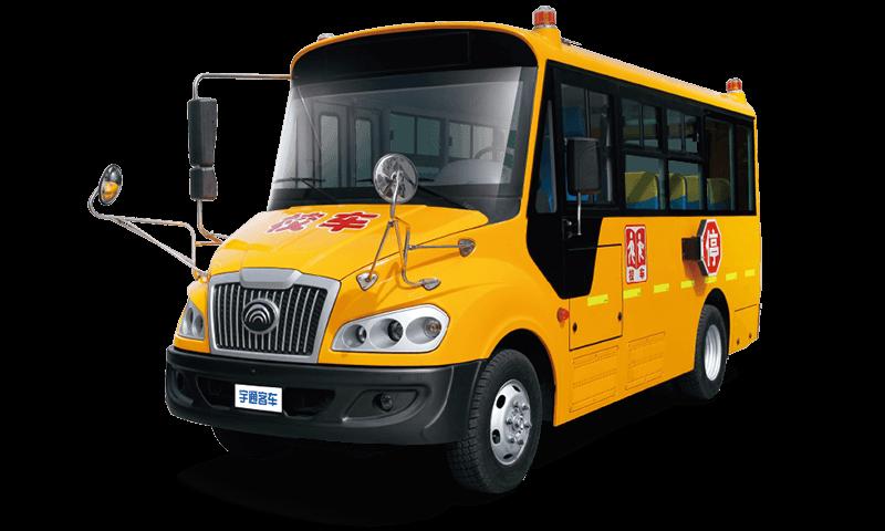 宇通牌ZK6535DX型幼儿专用校车