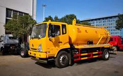 5吨吸污车|多利卡清洗吸污车|吸污车价格|汽车家园图片