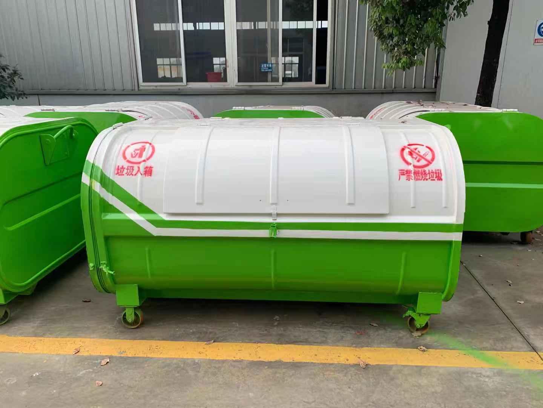 勾臂垃圾箱3方勾臂垃圾箱多少钱?