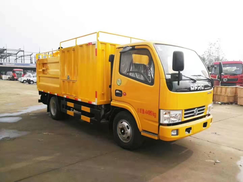 #新款#东风多利卡污水处理车 污水处理车价格--图片图片