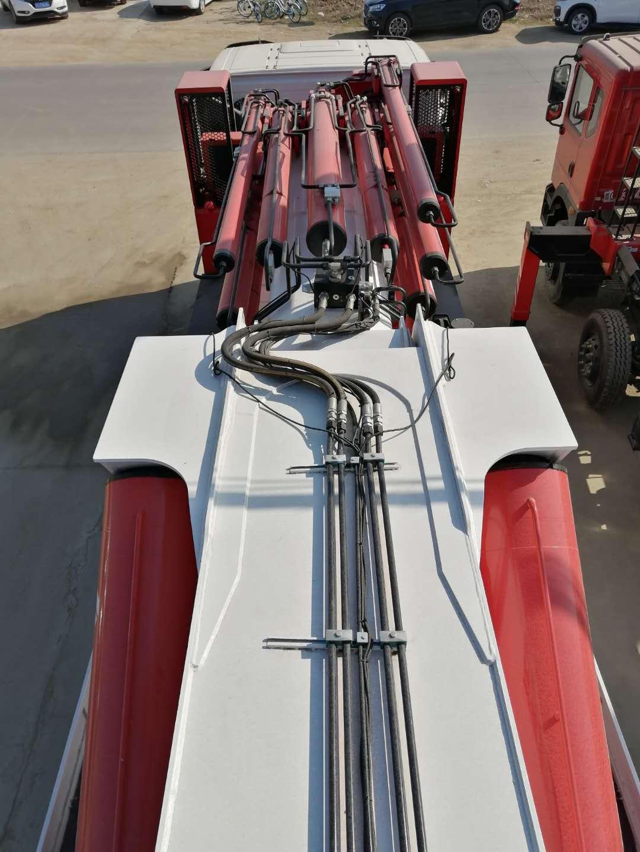 150吨折叠吊出租/二手150吨汽车吊出租/二手150吨随车吊图片