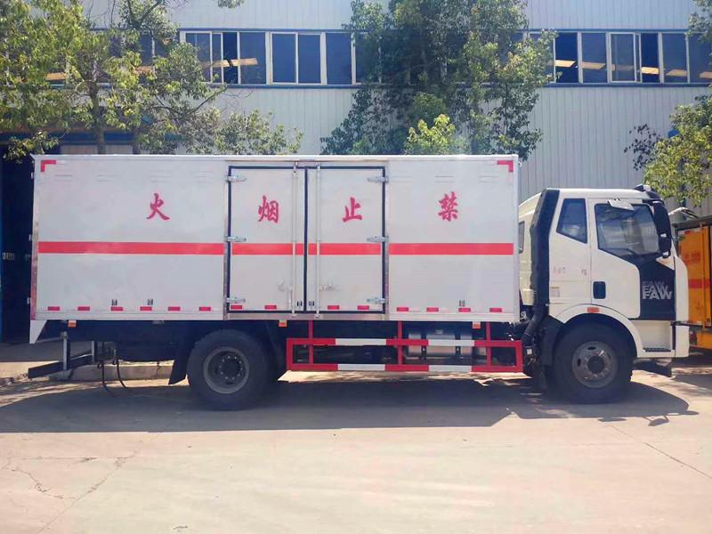 4.2米液化氣罐配送危貨車圖片專汽詳情頁圖片