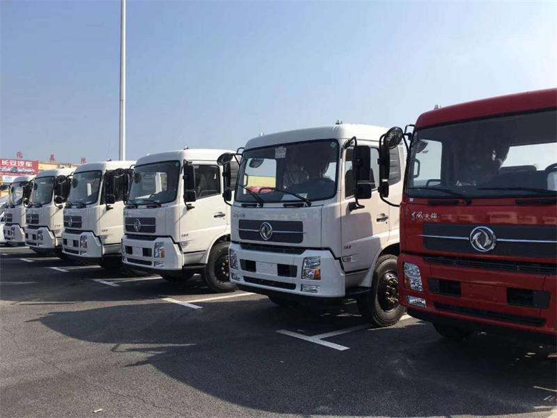 国六新规福田康瑞翼展式危险品厢式车多少钱报价