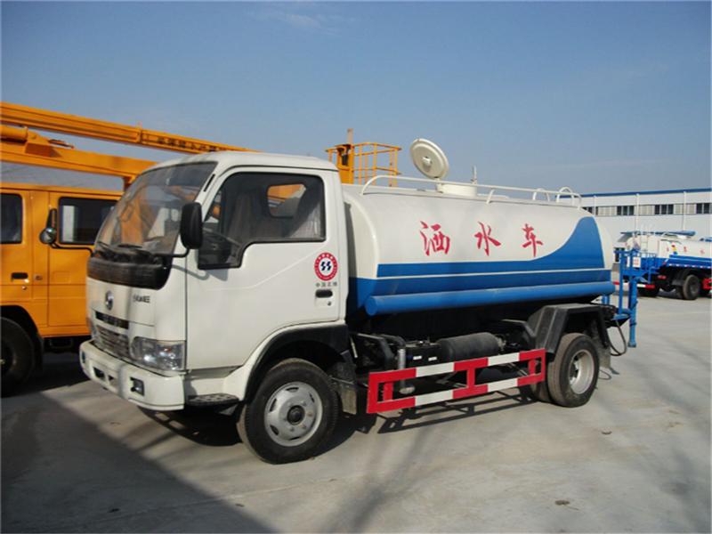 上海8立方洒水车-东风3800轴距最畅销热爆款式厂家直销图片