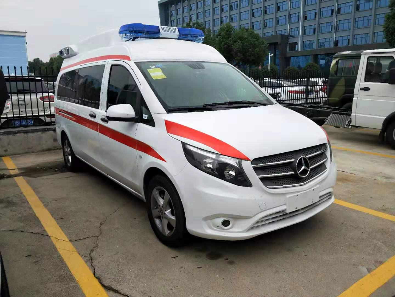 NJK5030XJH型救護車
