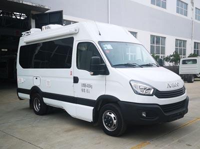 CLW5040XLJZH5型旅居车