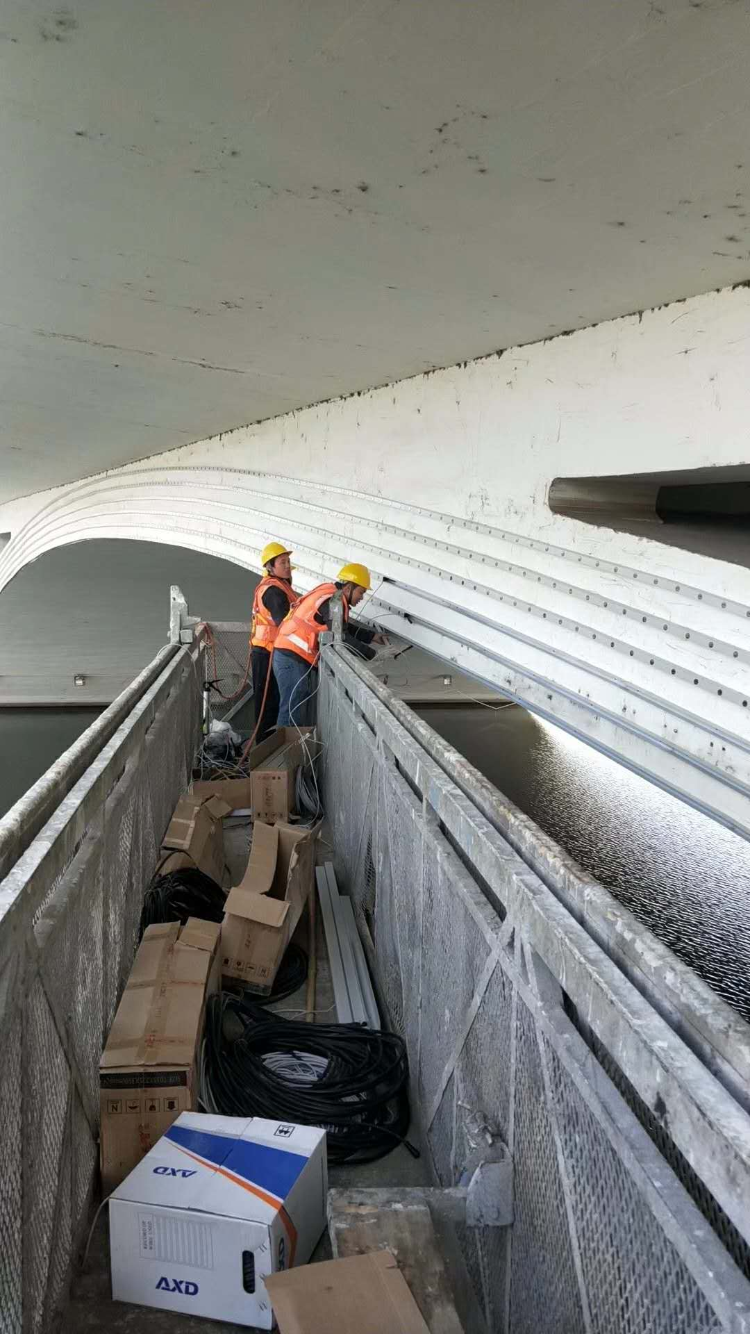 随州二手桥梁检测车出租出售/二手桁架式桥梁检测车图片