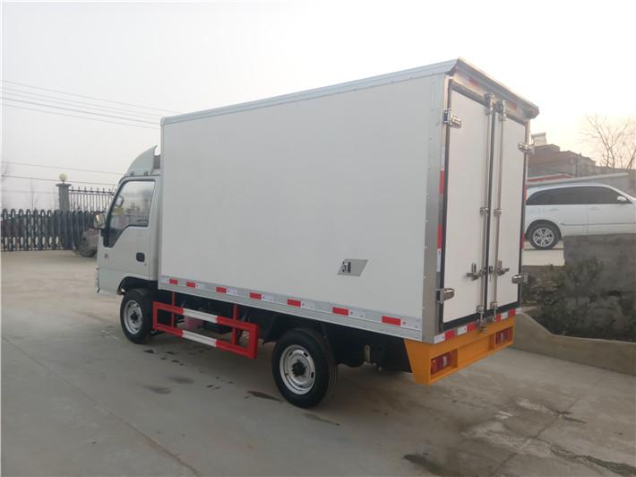 江淮康玲3.1米冷藏车3