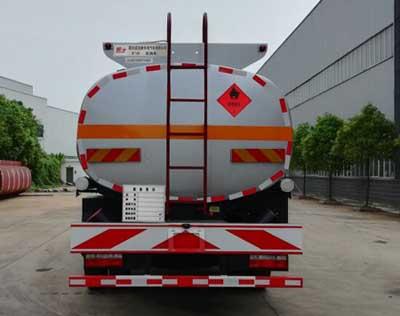东风专底10吨油罐车