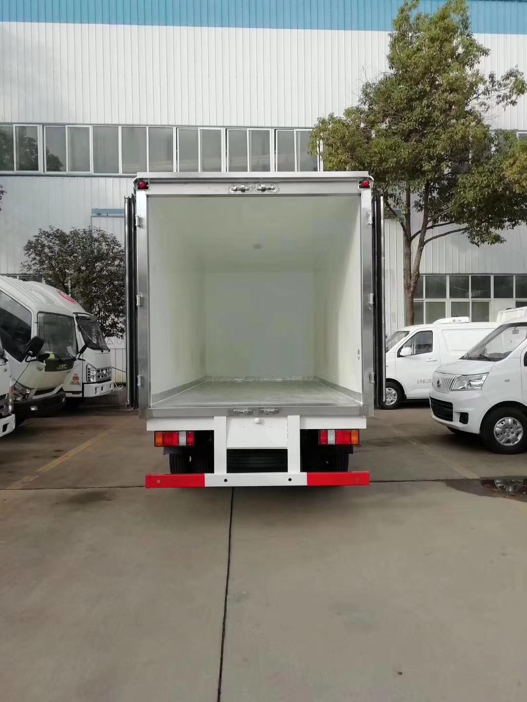 国六江铃顺达4米2冷藏车图片