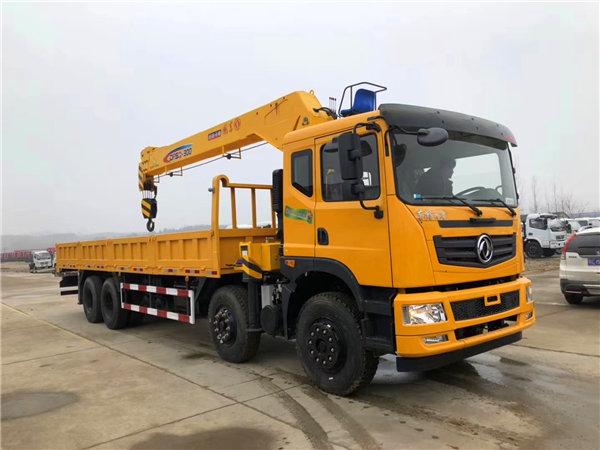 T514~16吨随车吊