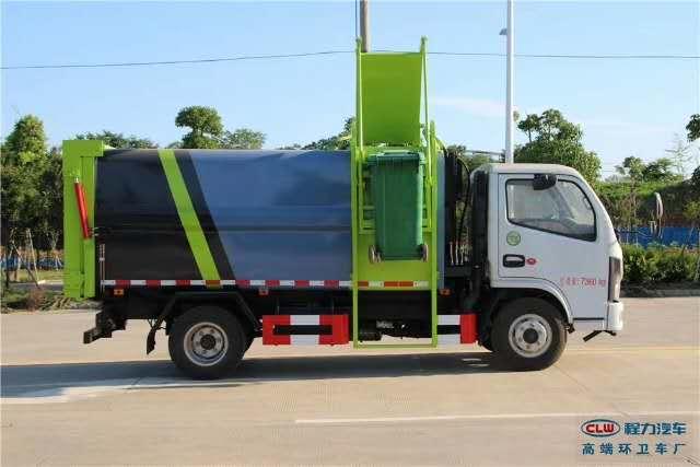 中国制造-东风小多利卡餐厨垃圾车