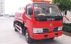 5吨消防洒水车价格|视频|图片-东风福瑞卡消防洒水车| 程力汽车网图片