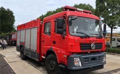 东风153型7吨水罐消防车|消防水罐车价格,厂家